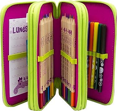 Chamoy Distroller Amiguis-hamoy yEstuche Triple, multicolor (Cife Spain 41703) , color/modelo surtido: Amazon.es: Juguetes y juegos