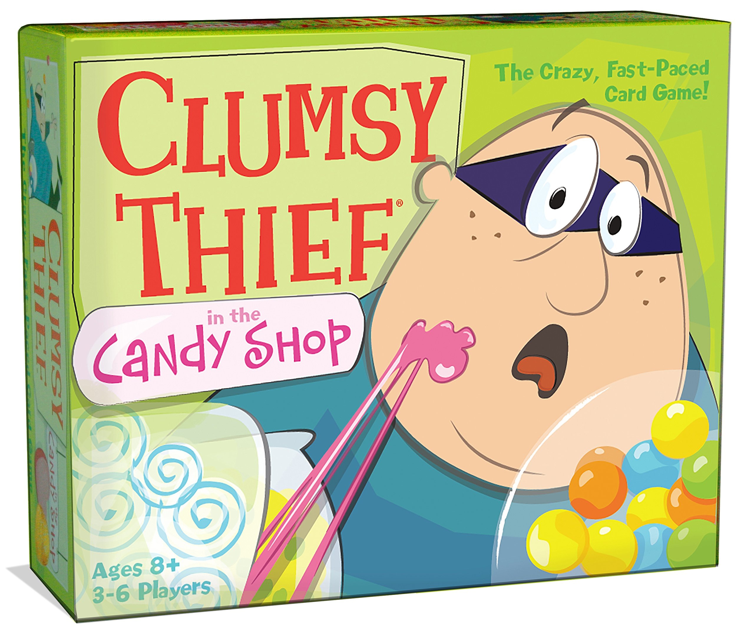CLUMSY THIEF in the Candy Shop - Adding to 20 Game