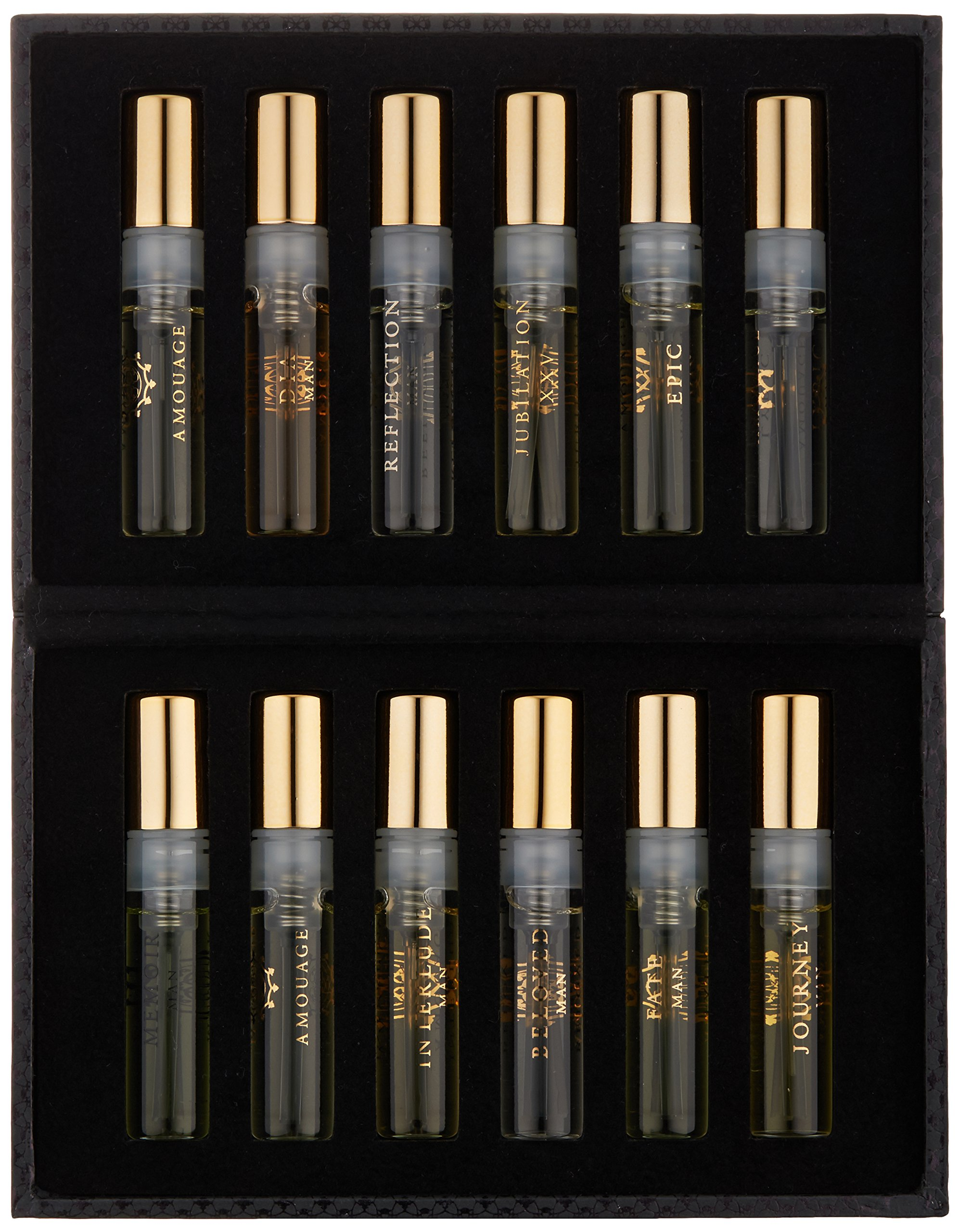 AMOUAGE Sampler Box Men's Fragrance Set by AMOUAGE (Image #4)