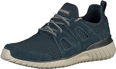 9939c98631817 Skechers Shoes - Sneaker Rough Cut - 52822 - Charcoal