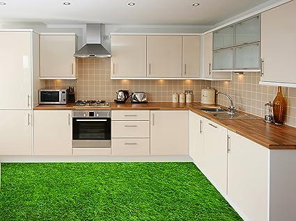 Rivestimento da terra d per cucina vinile pvc tappeto decal
