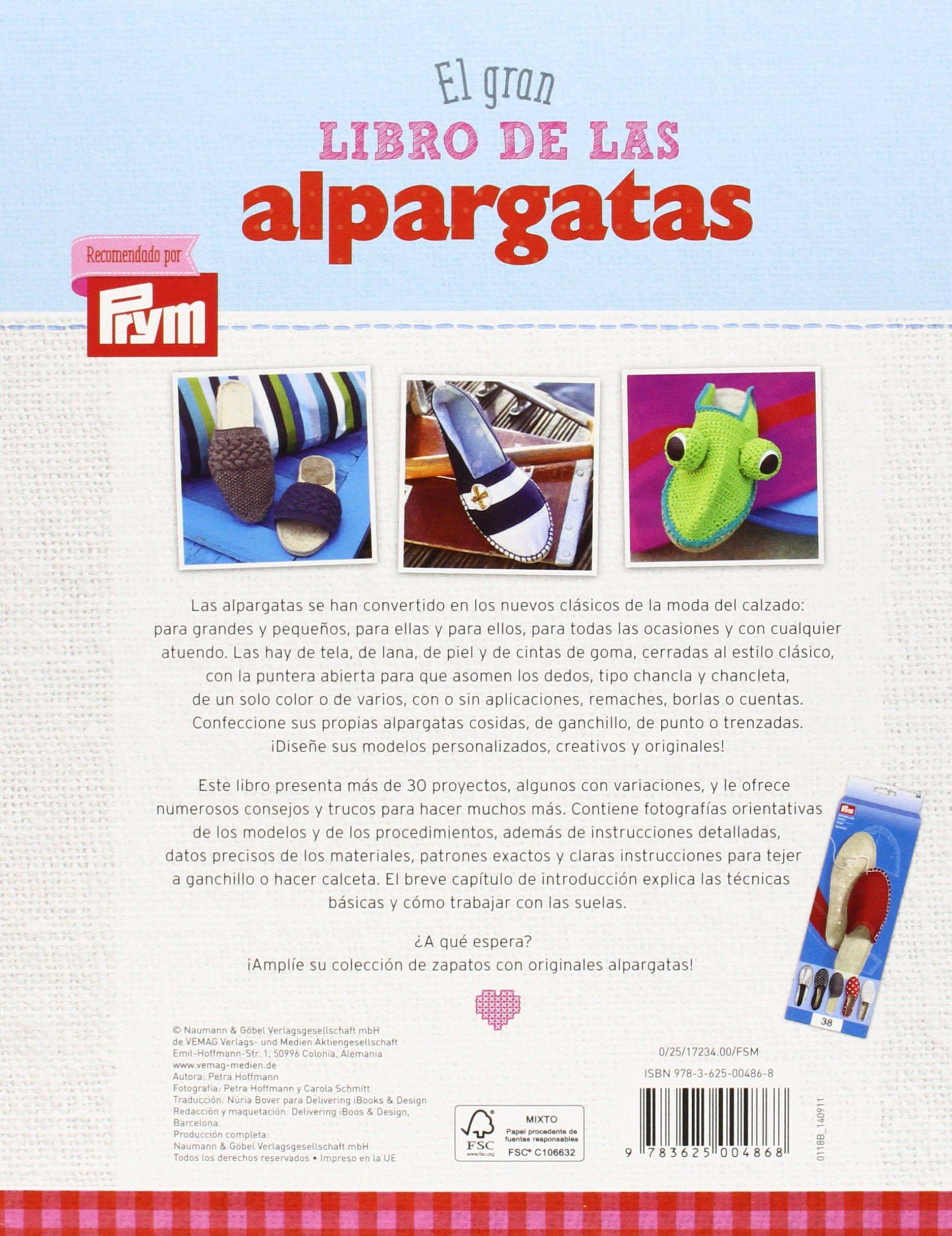 GRAN LIBRO DE LAS ALPARGATAS, EL: AA.VV: 9783625004868: Amazon.com: Books