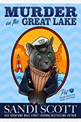 Murder on the Great Lake: A Pet Portraits Cozy Mystery Book 2 Kindle Edition