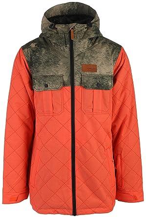 e347ec818 Oakley Sport Mens Cedar Ridge Biozone Insulated Jacket - Flare ...