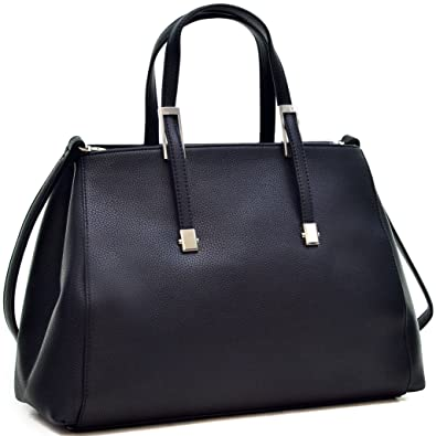 931bc68d435b Amazon.com: MKP Collection Faux Buffalo Classic Briefcase ~Fashion ...
