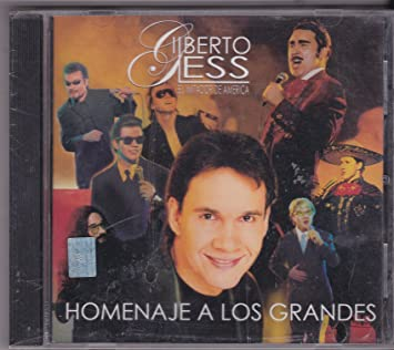 Gilberto Gless - Homenaje a Los Grandes: Gilberto Gless - Amazon.com Music