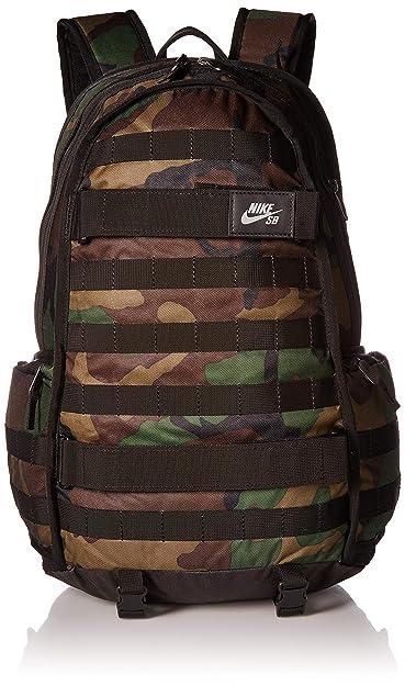e11780311a Nike Nk Sb Rpm Bkpk - Aop, Sacs à dos homme, Multicolore (Iguana/Black Black),  15x24x45 cm (W x H L): Amazon.fr: Chaussures et Sacs
