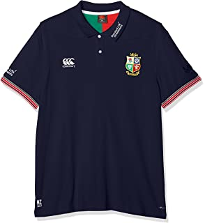 bae95dc0125 Canterbury Men's VapoDri British and Irish Lions Training Polo Shirt