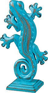 Regal Art & Gift Carved Gecko Decor