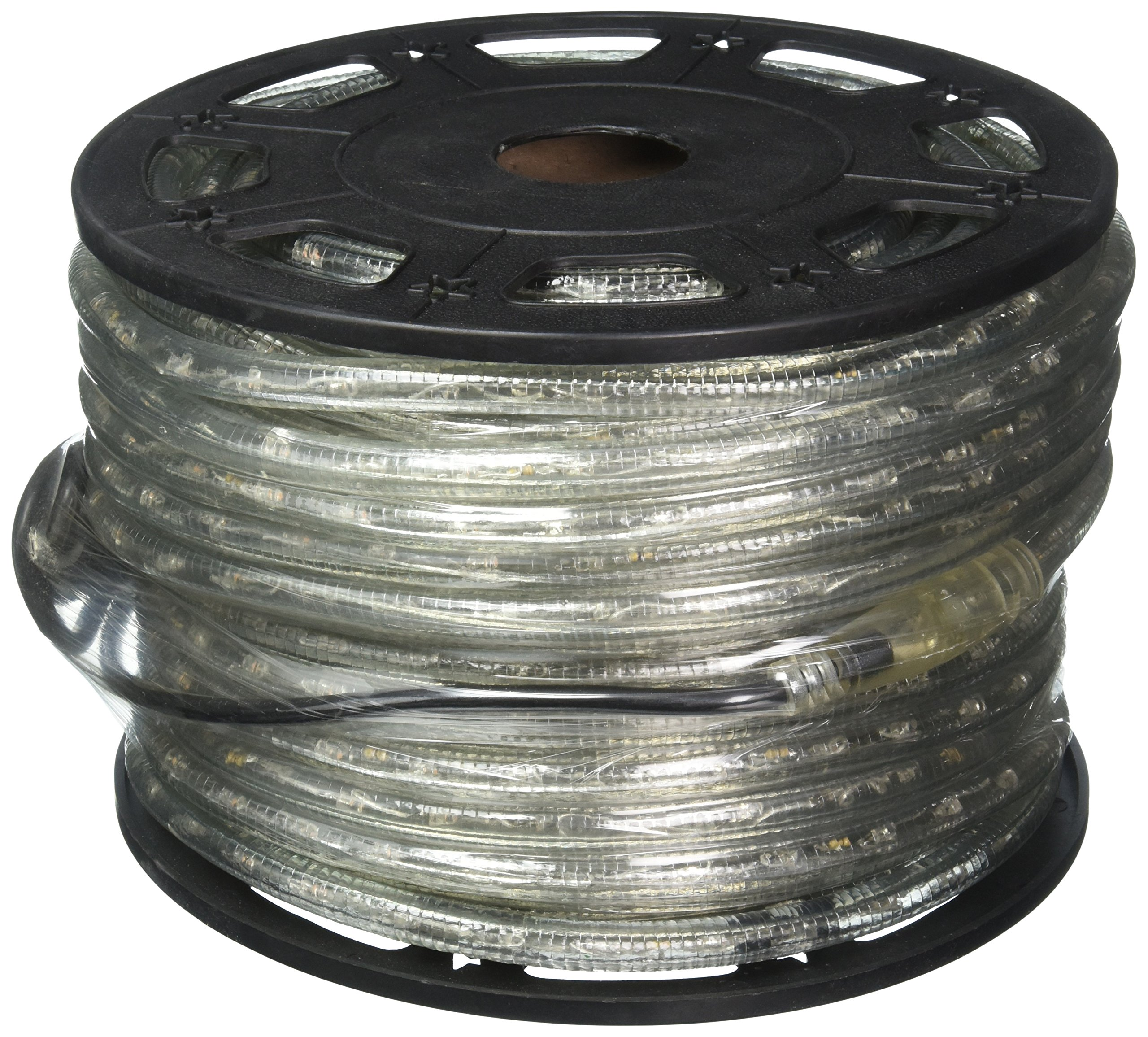 CBconcept 120VLR150FT-Pink 150-Feet 120V 2-Wire 1/2-Inch LED Rope Light with 1.0-Inch LED Spacing