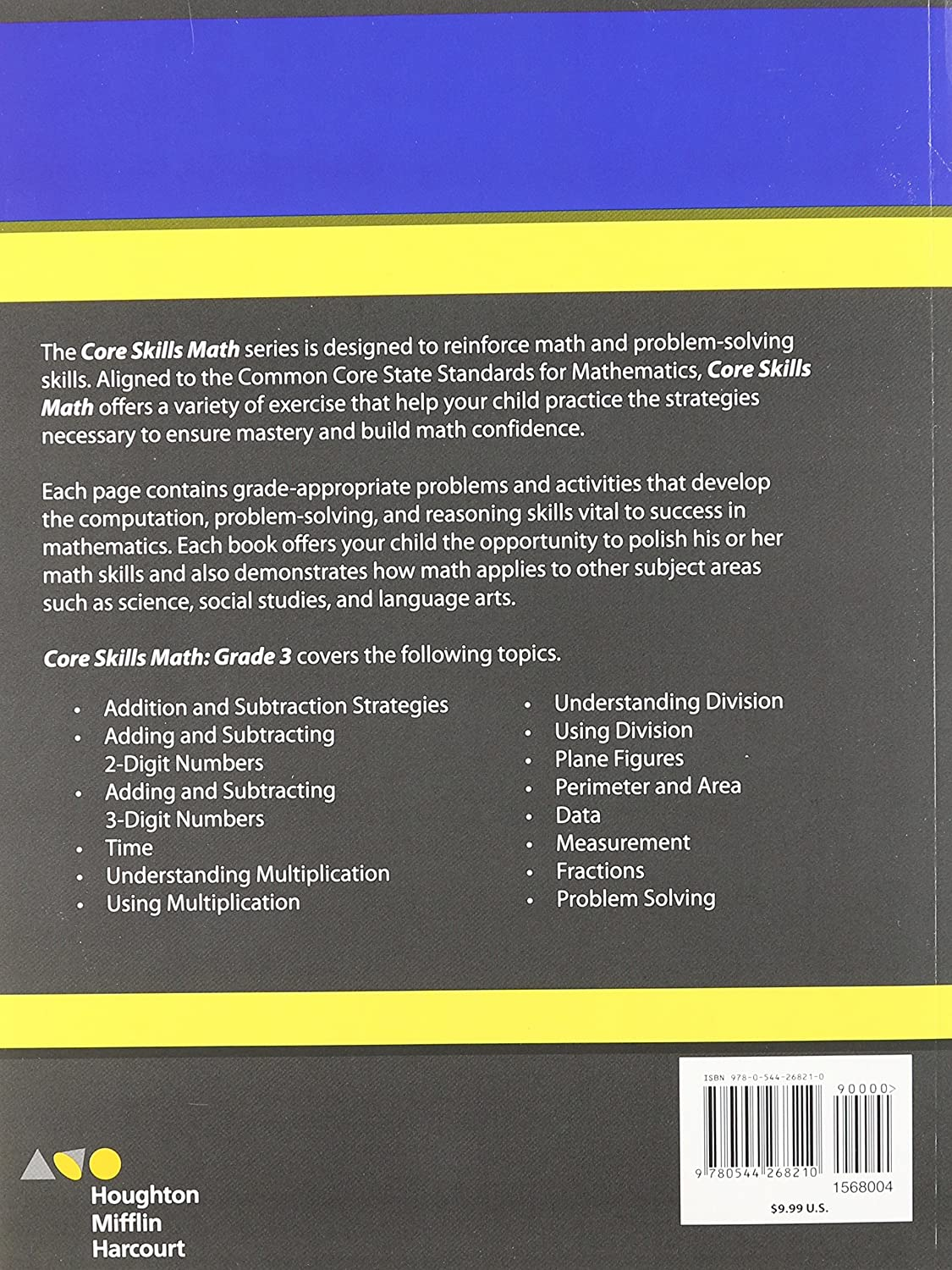 Steck vaughn core skills mathematics workbook grade 3 steck vaughn steck vaughn core skills mathematics workbook grade 3 steck vaughn 9780544268210 amazon books fandeluxe Gallery