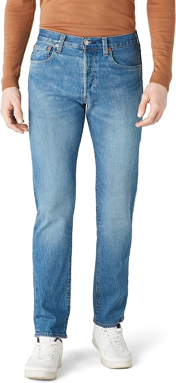 Levi's Herren Jeans 501 Original Fit