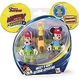 Mickey Mouse Disney Aventura Al Aire Libre, Pack 2 Mickey y Goofy IMC Toys 181878