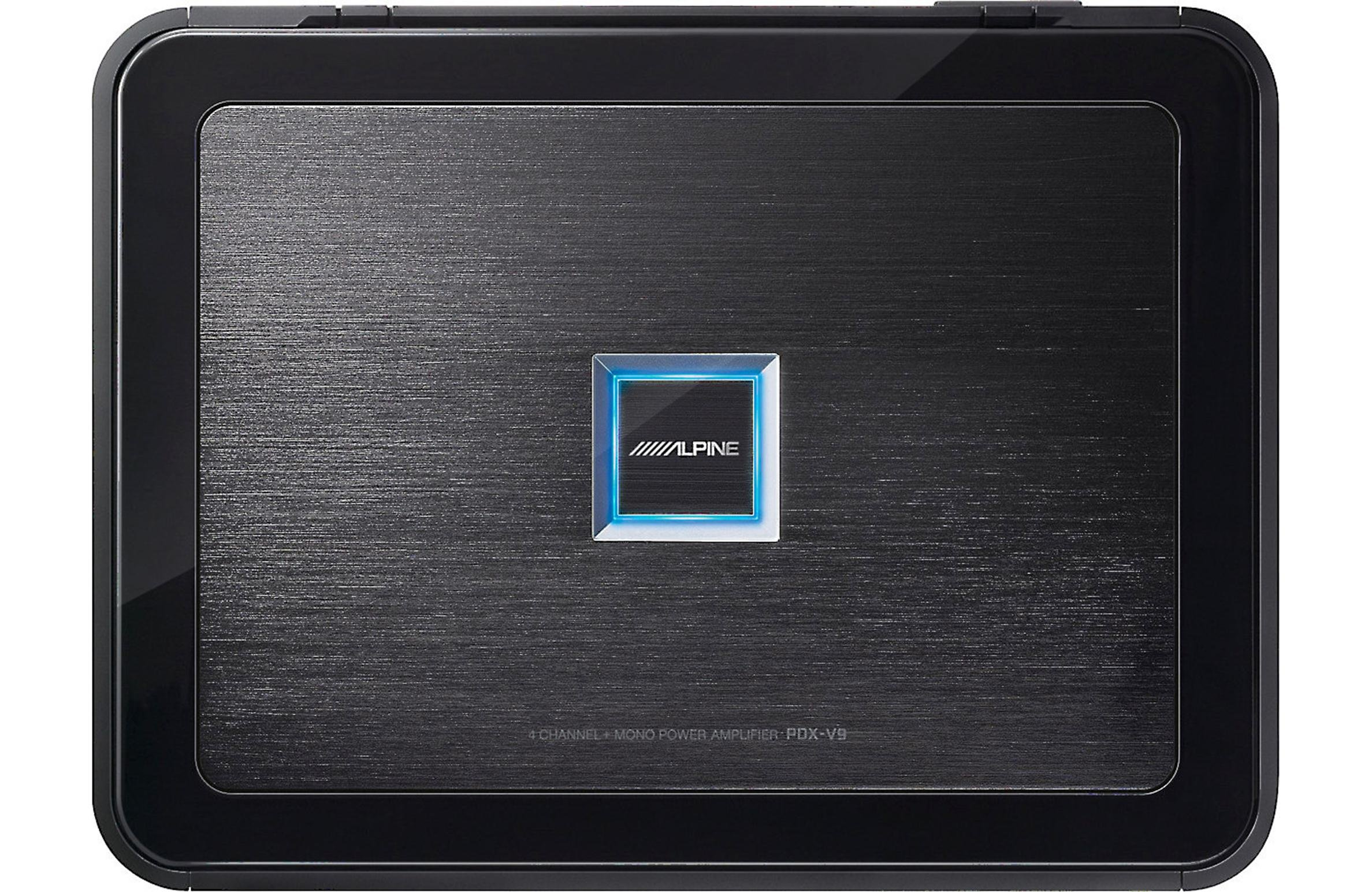 Alpine PDX-V9, 5-Channel Extreme Power Density Digital Amplifier