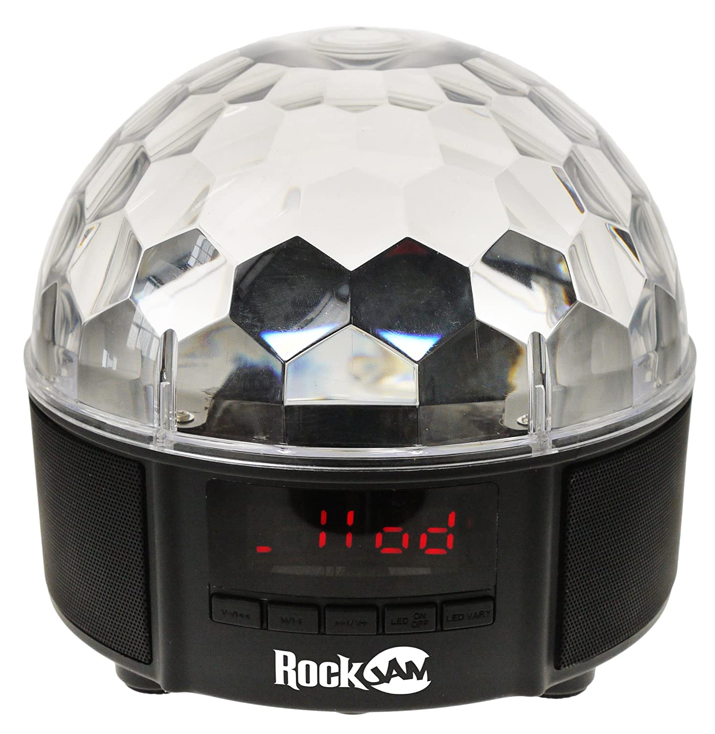 RockJam LS90BKUSA Mirror Ball & Accessories PDT Ltd - IMPORT FOB (UK)