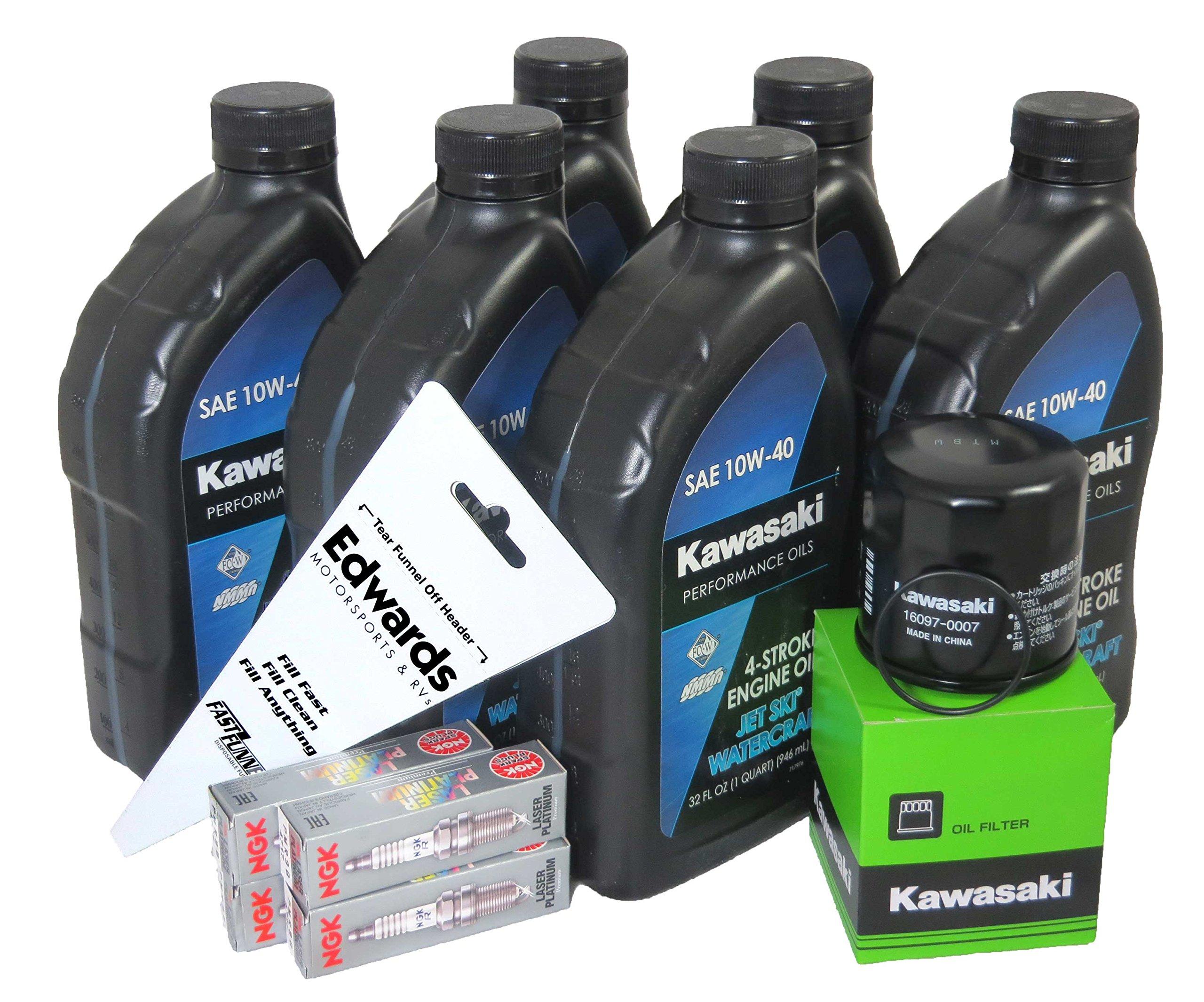 2011-2017 Kawasaki Ultra 300 310 Jet Ski Maintenance Kit