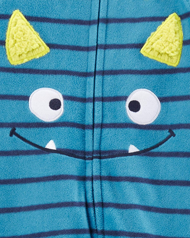 Carter's Boys' 2-Pack Microfleece Sleep and Play: Clothing