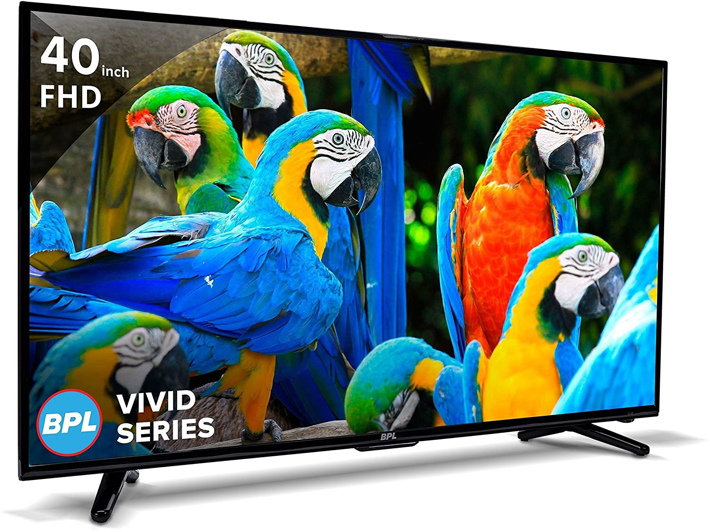Top 10 40 inch LED TVs in India - BPL Vivid BPL101D51H Full HD LED TV