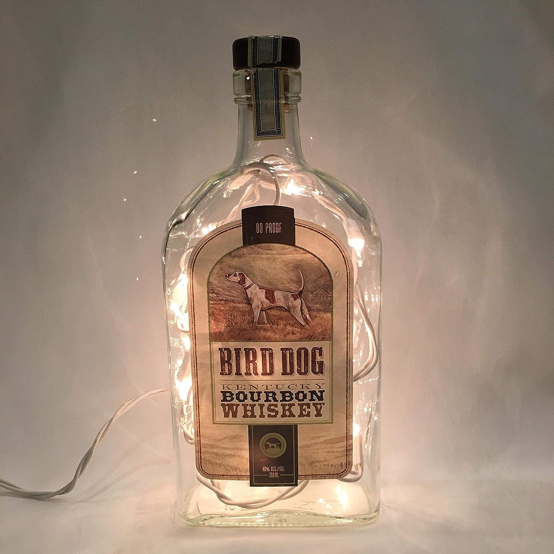 Bird Dog Kentucky Bourbon Whiskey LAMP/Liquor Lamp/Bar Light