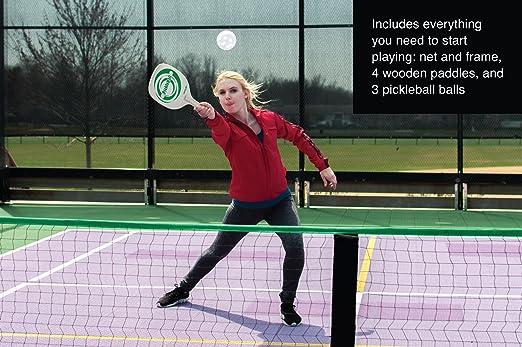 Amazon.com: Verus Sports set de paddle portable de lujo ...