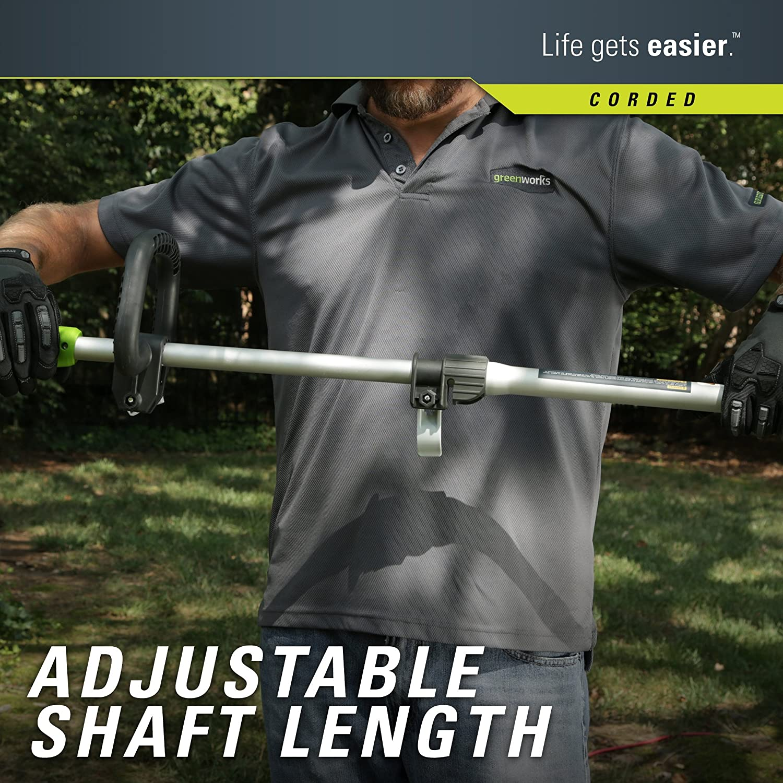 Amazon.com: Podadora de cadena con cable GreenWorks: Jardín ...