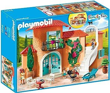 Playmobil Villa De Vacances 9420