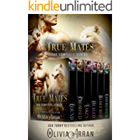 True Mates: The Complete Series (Paranormal Shape Shifter Romance Books)