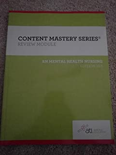 Ati rn adult medical surgical nursing 100 author 9781565335653 content mastery series rn mental health nursing edition 100 9781565335707 fandeluxe Gallery
