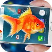 Fish In Phone Aquarium Joke