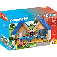 Deals on Playmobil Take Along School House 5662