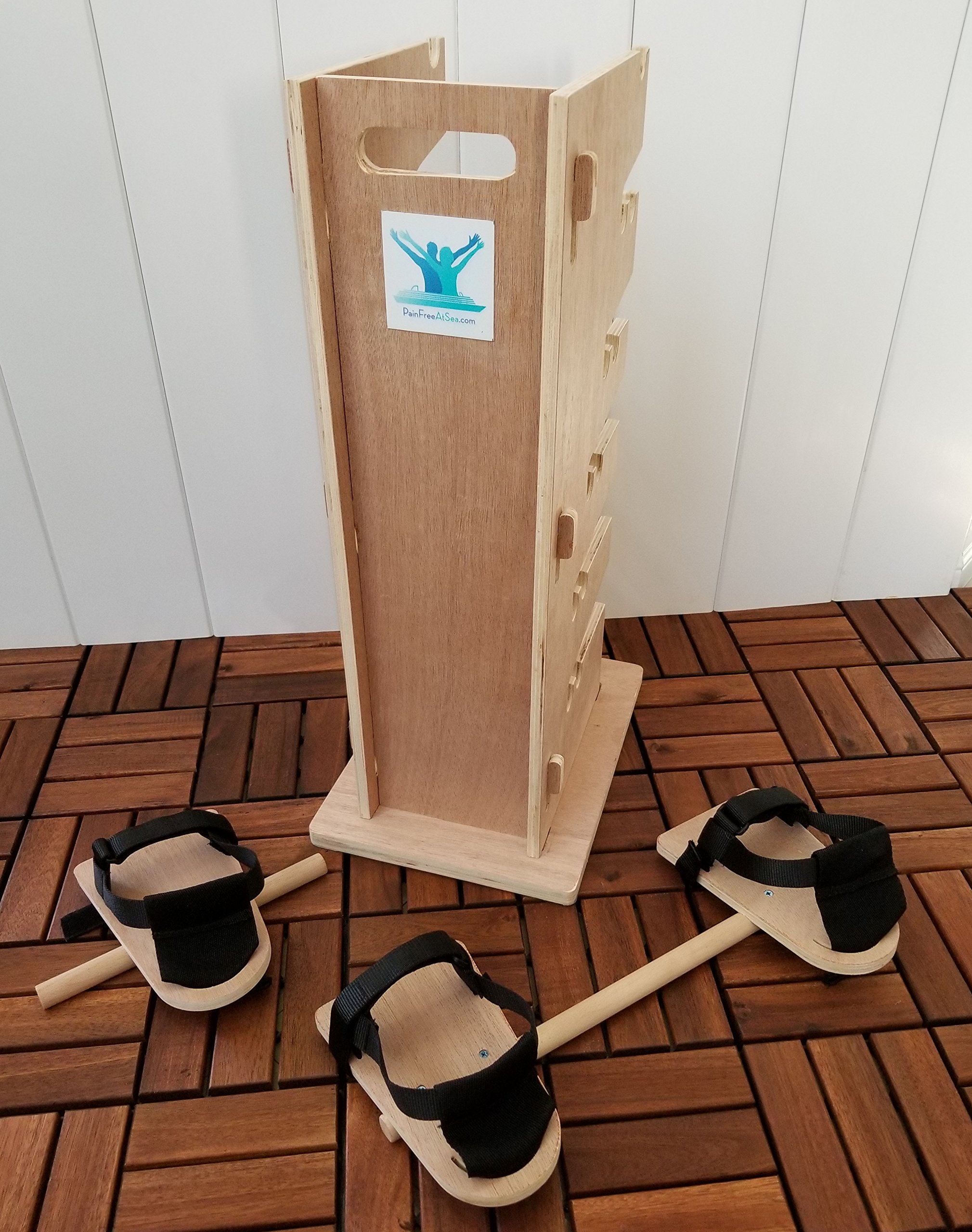 Posture Therapy Multi-Positioning Tower (Includes Single and Double Pedal)
