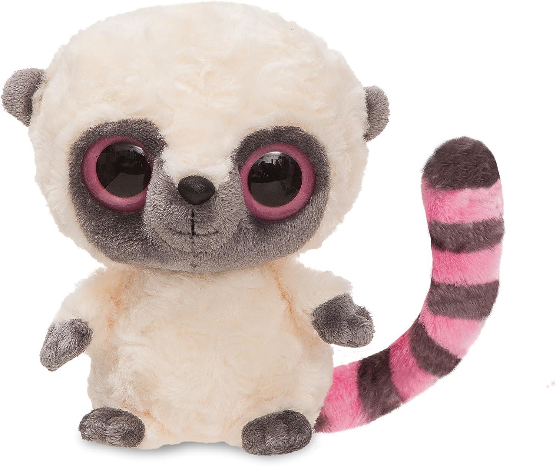 Aurora 13004 Yoohoo - Lémur de Peluche (18 cm), Color Rosa: Amazon.es: Juguetes y juegos