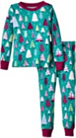 Little Blue House By Hatley Girls' Printed Pajama Set
