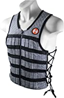 Adjustable Weighted Vest for Fitness