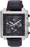 Fastrack Chronograph Black Dial Men's Watch - 3111SL01