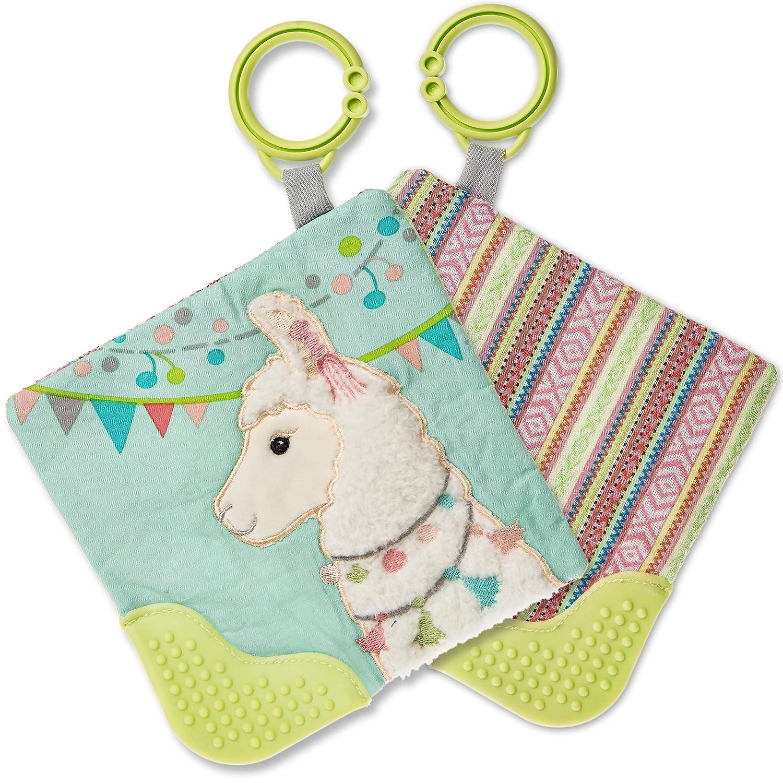 Amazon.com: Mary Meyer Lily Llama Baby Rattle, 6