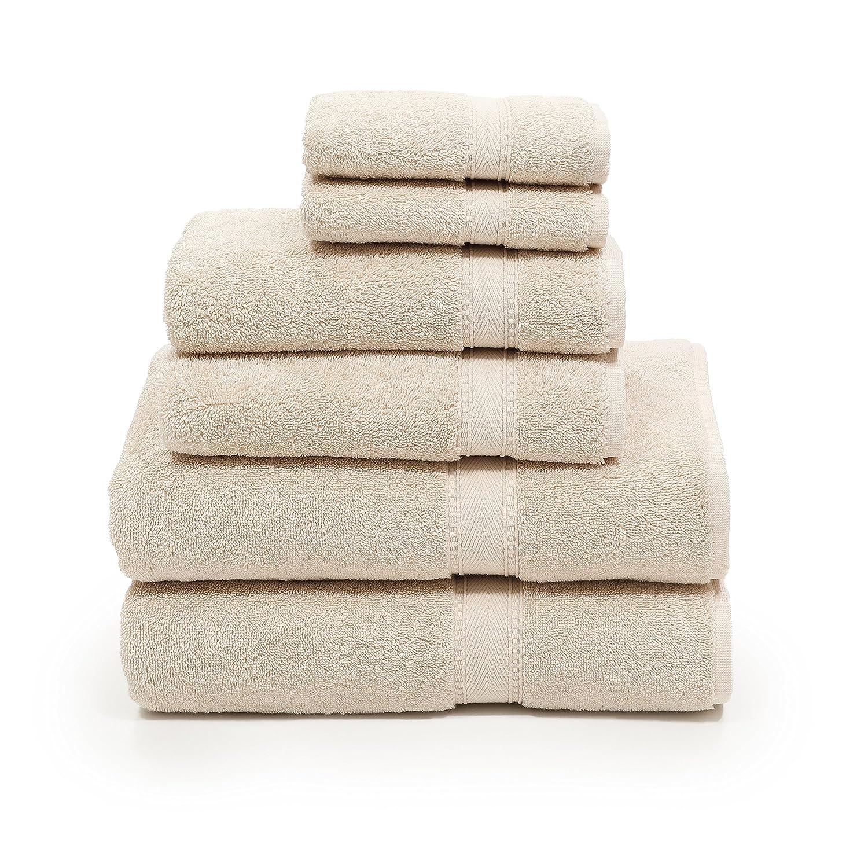 Linum Home Textiles SN10-6C Bath Towel, Beige