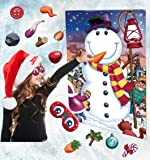 Alandra regali neve pin The nose on the Snowman Game