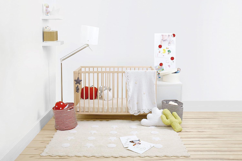 Happy Decor Kids HDK-CU-AP-RE Coj/ín lavable color rojo