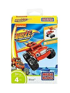 Mega Bloks Blaze & The Monster Machines Blaze Building Kit