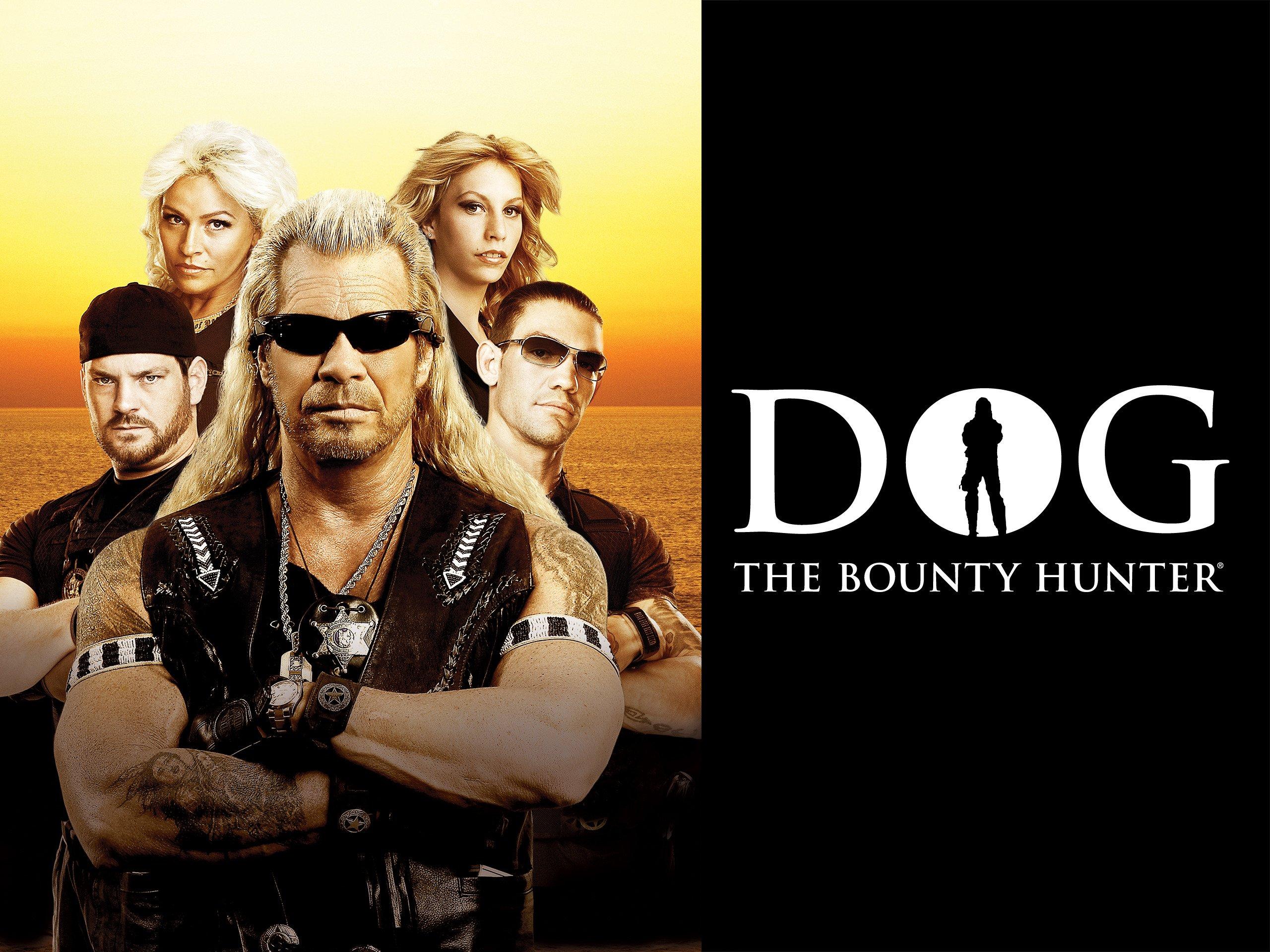 Amazon Co Uk Watch Dog The Bounty Hunter Season 7 Prime Video