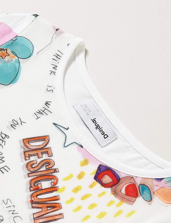 Desigual TS/_Gracia T-Shirt Bambina