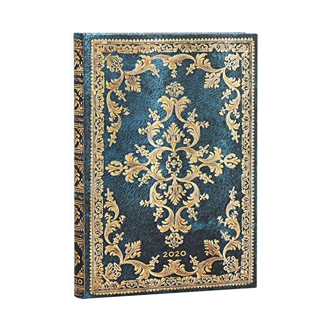 Paperblanks Metauro - Calendario de 12 meses (2020, vertical ...