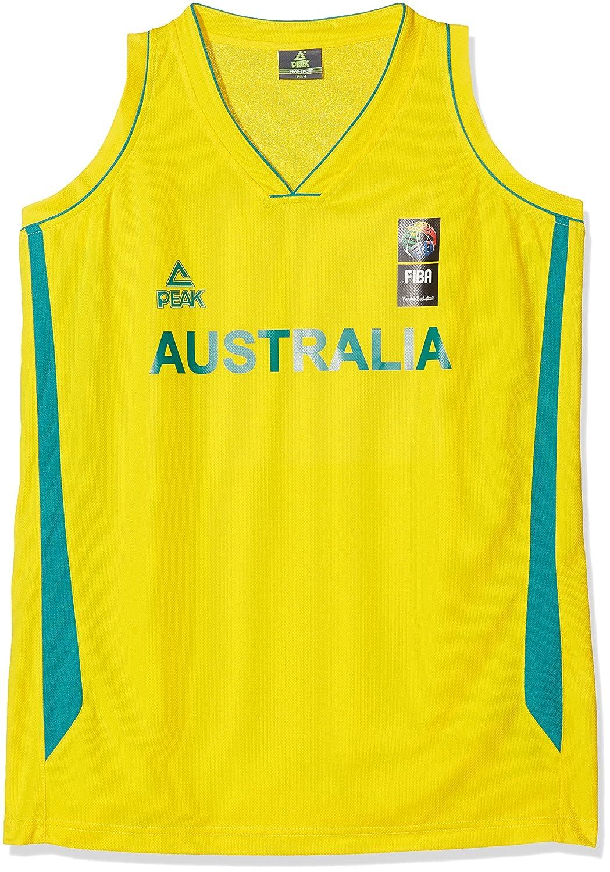 Peak Sport Europe Baloncesto Australia Camiseta TAU1516-M-A