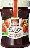 Schwartau Fruit Spread, Strawberry, 12 Ounce