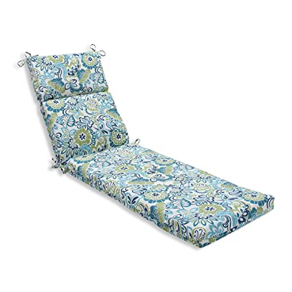 Fantastic Pillow Perfect Outdoor Indoor Zoe Mallard Chaise Lounge Cushion Dailytribune Chair Design For Home Dailytribuneorg