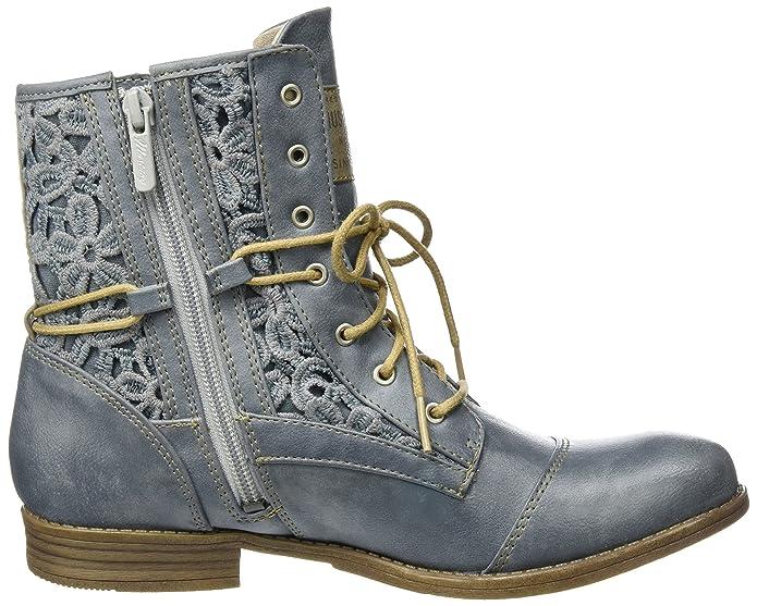 MUSTANG Damen 1157 527 Combat Boots