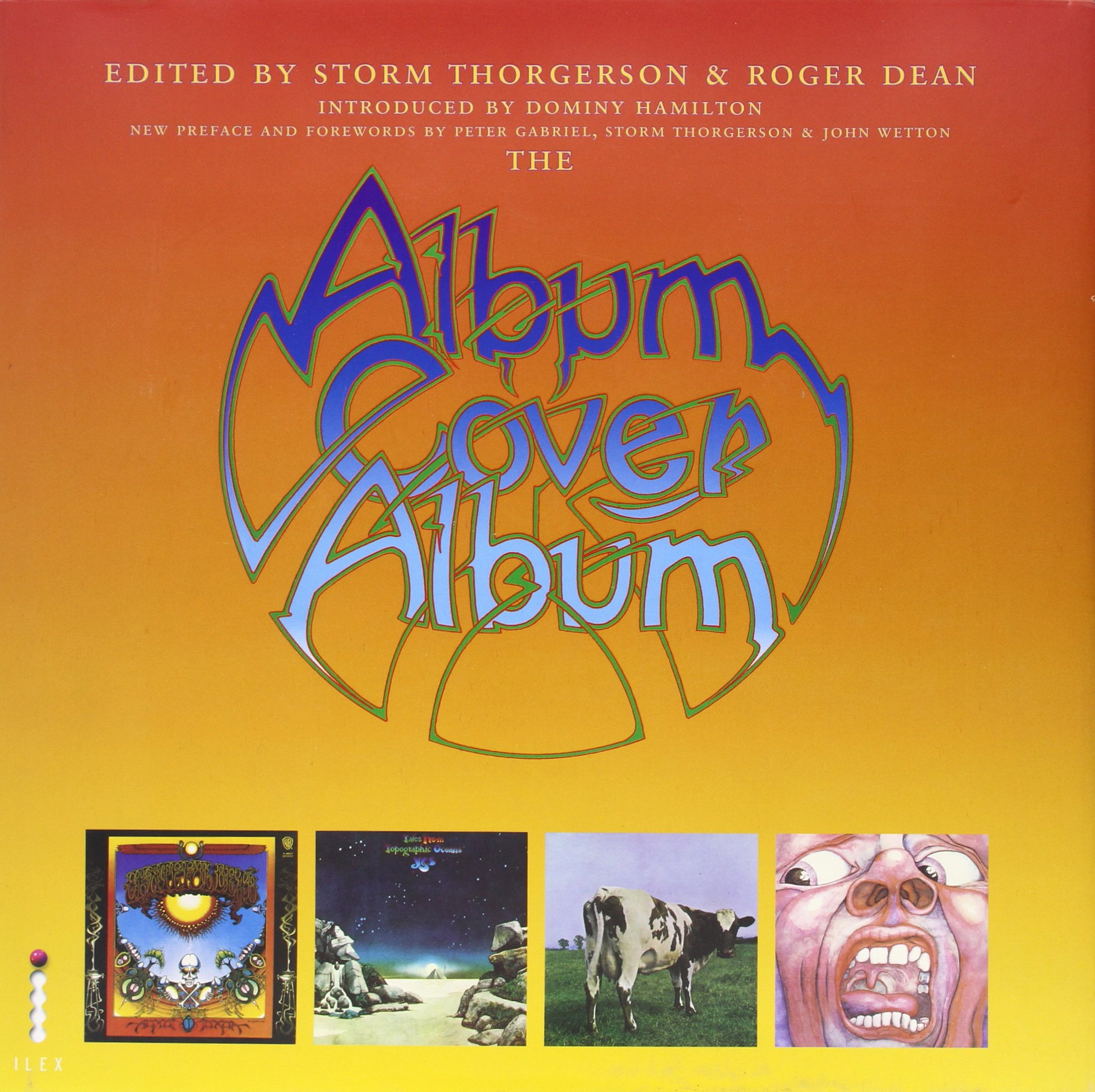Roger Dean: The Album Cover Album: Amazon.co.uk: Roger Dean, Dominy Hamilton: 9781905814404: Books