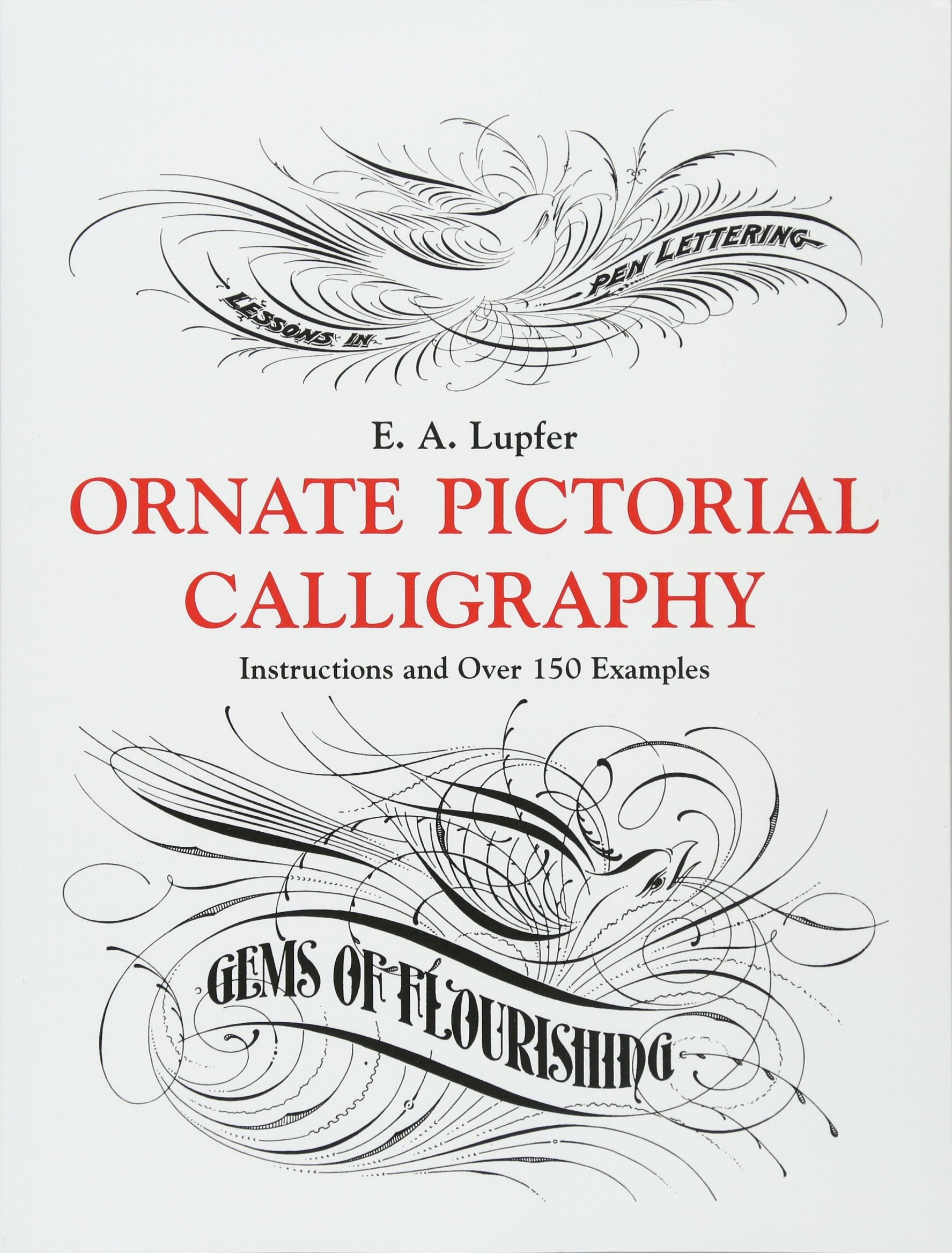 Calligraphy pdf pictorial ornate