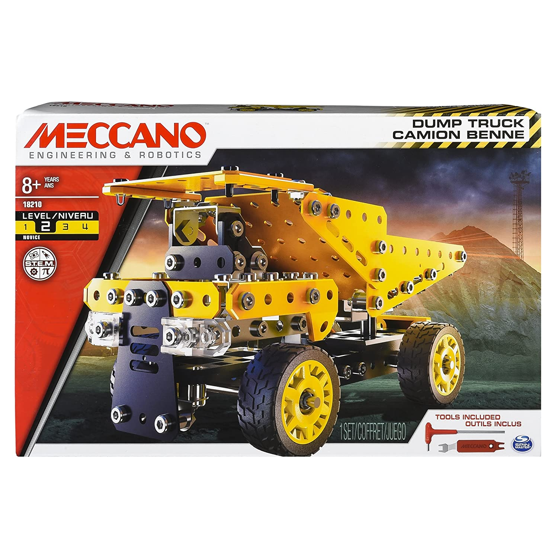 Meccano Veicolo Dump Truck, 6042093 Spin Master